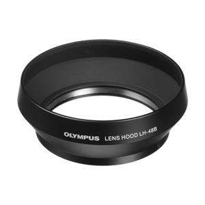 Olympus LH-48B Metal Black Lens Hood for M.ZUIKO 17mm Lens