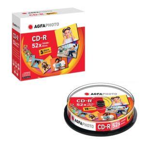 AgfaPhoto 700MB 52x CD-R