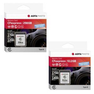 AgfaPhoto CFexpress Prof Memory Cards