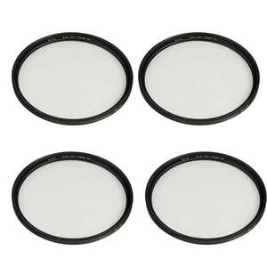 B+W UV F-Pro Mount BW Filters | Multiple Sizes Available