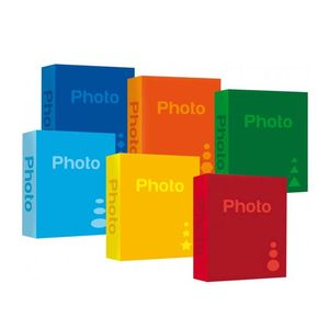 Basic Slip In Photo Album Collection | 200/300/402 Photos