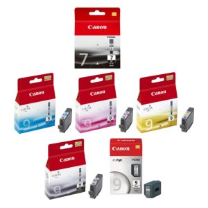 Canon PGI-9 Printer Ink Cartridges