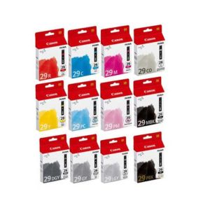 Canon PGI-29 Printer Ink Cartridges