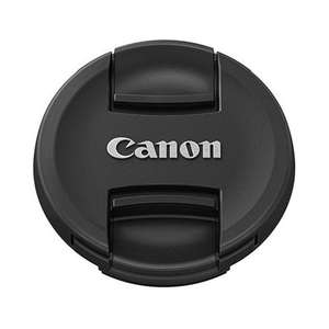 Canon Lens Cap 49mm 52mm 58mm 67mm 72mm 77mm 82mm 95mm