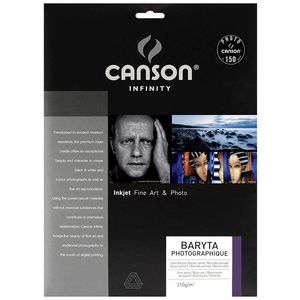 Canson Infinity Baryta Photographique 310 Photo Paper