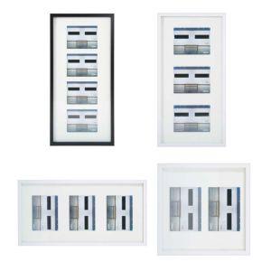 Art Gallery Photo Frames | Hangs Landscape or Portrait