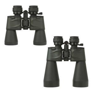 Dorr Alpina Pro Zoom Binoculars | BAK7 Prisms