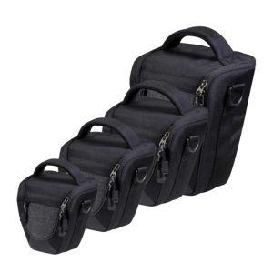 Dorr Classic Black Camera Holsters | Shoulder Strap | Front Pocket