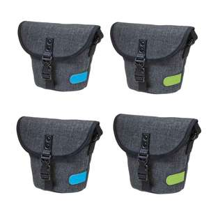Dorr | City Basic Camera Shoulder Bags | Small - Large | D950 Polyester | Non-Slip Carrying Strap
