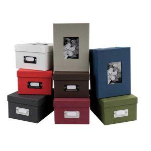 Dorr Coloured Photo Boxes / Gift Boxes | Stores 700 6X4 Photos