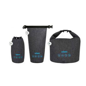 Dorr Dry Anthracite Bag | 2L / 3L / 8L | Waterproof Bag