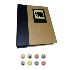 Green Earth 6X4 Slip In Photo Album