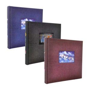 Love Traditional Photo Album | Bookbound | 100 White Sides | 12 x 11.5 inch