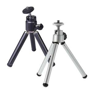 Dorr Mini Tripod | Ball Head | Min 14cm Max 20.5cm | 90grams