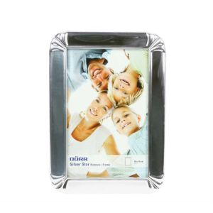 Silverstar Parma Silver Matt Photo Frame