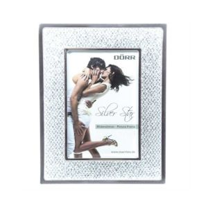 Silverstar Siena Silver Photo Frame
