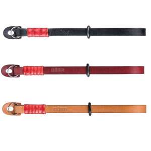 Dorr Twist Leather Camera Wrist Straps | 22cm Length