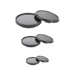 Dorr Variable Neutral Density Filters | Multiple Sizes Available