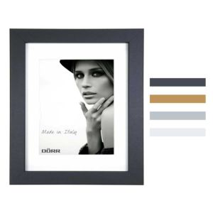 Bloc Photo Frames | 4 Unique Colours | Made in Italy | Genuine Wood