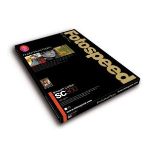 Fotospeed Smooth Cotton 300 Photo Paper | 300 GSM | 25 Sheets | A2/A3/A3+/A4