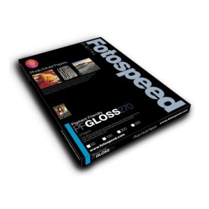 Fotospeed Pigment Friendly Gloss 270 Photo Paper | 270 GSM