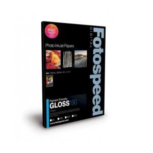 Fotospeed Pigment Friendly Gloss 190 Photo Paper | 190 GSM | A2/A3/A3+/A4