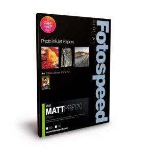 Fotospeed Matt Proofing 170 Photo Paper | 170 GSM | 100 Sheets | A2/A3/A3+/A4