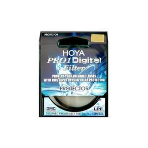 Hoya Pro-1 Protector Filters | Protects Against Dirt, Knocks & Scratches
