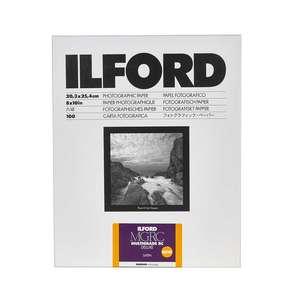 Ilford Multigrade V RC Deluxe Photographic Paper | Satin