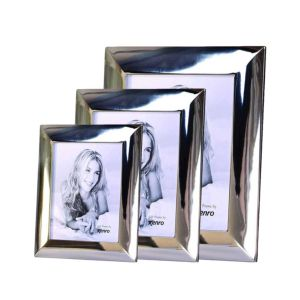 Kenro Eden Classic Silver Frame | Elegant Silver Finish | Stands