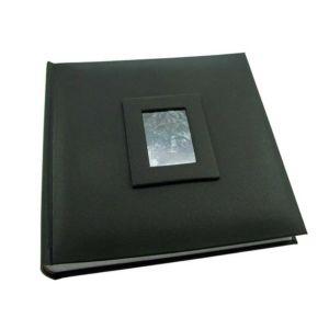 Savoy Black 6X4 Slip In Photo Album | 200/300 Photos