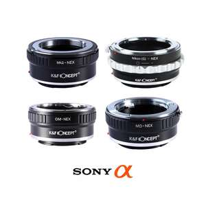 K&F | Sony E Mount Lens Adapters | Converts Lenses to Fit Sony E Mount Cameras