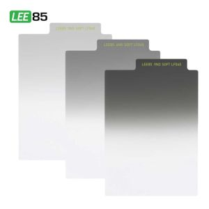 Lee Filters LEE85 Neutral Density Grad Set | Soft/Medium/Hard