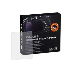 MAS Camera Screen Protector | Ultra thin | Shatterproof | Anti-reflective | Nano Coating