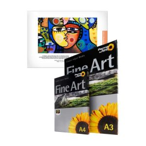 Permajet Gallery Etching Fine Art Paper | 310 GSM | 25 SHeets | A3/A4