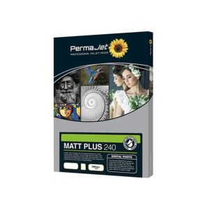 Permajet Matt Plus 240 Printing Paper | 240 GSM | Sheets & Roll