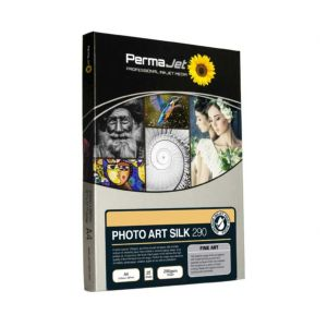 Permajet Photo Art Silk 290 Printing Paper | 290 GSM | Sheets & Roll