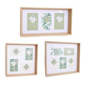 Eucalyptus Multi Photo Frames