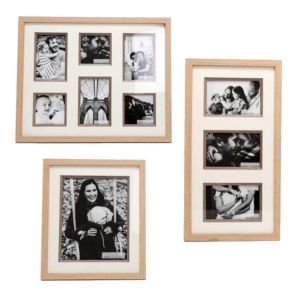 Sifcon Wooden Photo Frames