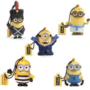 Tribe Minions 16GB USB Flash Drive | 5 Funny Minion Characters Available