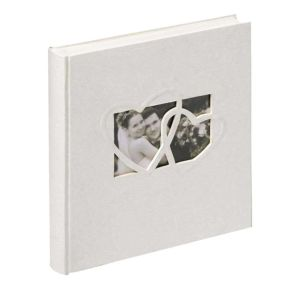 Walther Sweet Heart Traditional Wedding Photo Album | 40/60 Sides