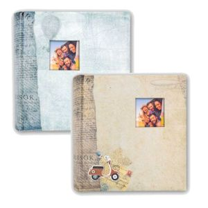 Bogota 7.5x5 Slip in Photo Album | 200 Photos
