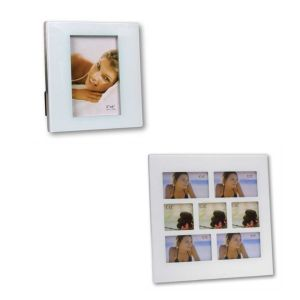 Cassiopea Glass Photo Frame