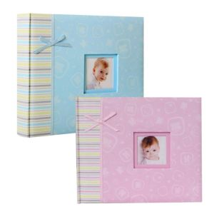 Claire Baby 6X4 Slip in Photo Album | 48 Photos