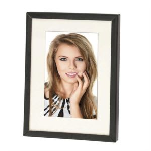 Lipsi Black Photo Frame