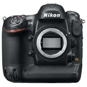 Nikon D4 Digital D-SLR Camera Body