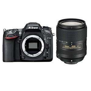 Nikon D7100 D-SLR Camera with 18-300mm f3.5-6.3G ED VR DX Lens
