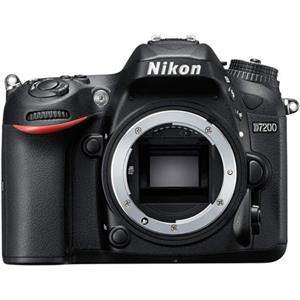 Nikon D7200 | 24 MP | DX CMOS Sensor | Full HD Video | Wi-Fi & NFC