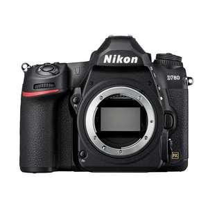 Nikon D780 | 24.5 MP | Nikon FX CMOS Sensor | 4K Video | Wi-Fi