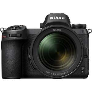 Nikon Z6 Camera with 24-70mm Lens